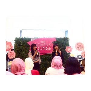 Today's #WolipopWomensLounge with @thelipstickmafiaaa --- @wolipop --- #makeupjunkie #jakartabeautyblogger  #blog #blogging #blogger #dailylife #dailymakeup #beautyproduct #beautyreview #igdaily #beautyblogger #like4like #bloggerindo #bloggerswanted #bloggerstyle #bloggerlife #bloggerlifestyle #indobeautygram #beautybloggerindonesia #bloggerlife #bloggerindonesia #clozetteid #bvloggerid #jakartabeautyblogger #indonesiabeautyblogger
