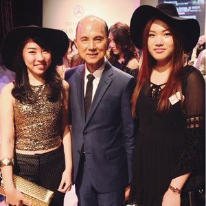Two weeks ago, i attended Malaysia Fashion Week 2015 and got a chance to met the genius man behind the brand, Jimmy Choo himself! Such an honor to met him in person ☺️