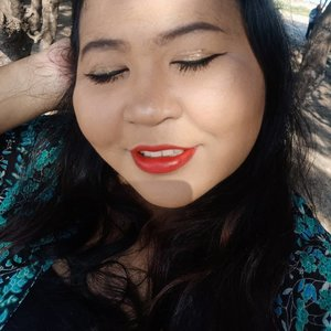 My kinda matte look. Kalau kamu gimana? . #beautyhackathonlorealid #mattelangsungnyaman #lipcreammatteindomny . #brushbyvina #motd #makeup #makeupoftheday #simplemakeup #clozetteid #balilife #ootdindo #plussizeootd #plussizestyle #plussizefashion #plussizemodel #plussize #plussizebali #plussizeindonesia  #plussizebeauty #bigsizeindo #bigsizebali #bigsizemodel #bigsizeindonesia #happy #tipscantik #tipsplussize #plussizetips #ootdfashion #clozetteid #ootdindo