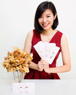 Chinese New Year is around the corner. I got my personalised angpao envelope from @pongproject . You can custom your own, and every illustration is originial from the creativity of @pongproject . Check them out ❤️ . . . #projectcollabswithangelias #customangpao #customgift #personalisedenvelope #customenvelope #customdesignindonesia #lokaluntuklokal #clozetteid