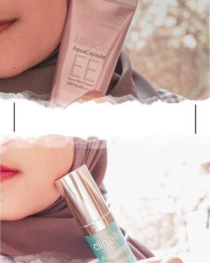 Dua produk yang gak pernah absen dipakai di bulan ini 🥰 #Clozetteid #skincare #ClinelleXClozetteIdReview #Clozetteidreview #Clinelleindonesia #Happyskinhappyface