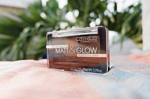 Fuji Astyani's Blog: Catrice Eyebrow Palette Matt & Glow Review