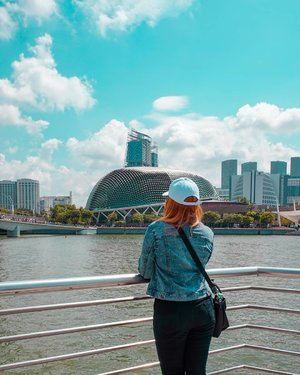 You have to say NO✖ to a lot of Good Things in order to be able to say YES✅ to a lot of Great Things.#dewitraveldiary #DewiYangInSingapore #clozetteid