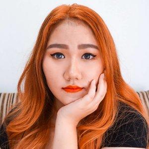Orange 🍊 . #dewihairdiary #dewiyang #orangehair #hair #sunset #potd #clozetteid #love #instagood #photooftheday #tbt #beautiful #cute #happy #fashion #me #followme #follow #selfie #picoftheday #summer #like4like #friends #instadaily #girl #fun #tagsforlikes