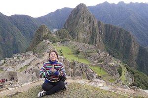 I feel very blessed for this journey.. #travelblogger #traveler #34hours #peru #lima #southamerica #latinamerica #southamericatrip #bucketlist #womantraveler #igerslima #sheisnotlost #discoverperu #discoverlima #passionpassport #iamhere #machupicchu #aquascalientes #clozetteid
