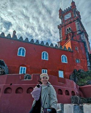 Ketiup angin..untung berat 😜😜😜 . #clozetteid #travelling #travelaroundtheworld #portugal #sintra #sintraportugal #travelgram #traveljournal #dsywashere #dsybrangkatlagi