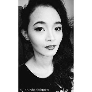 Gonna post this soon on blog!!!The secret #fierce side of @mariapesonaa #clozetteid #byshintadelaora #makeupbyme #indonesianbeautyblogger #orientallook #beautiful #sexy #motd #ootd #fotd #photooftheday