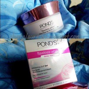kalo mau tau yg bikin kulitku jadi mulus #eh  shintalauraswa.blogspot.com/2014/10/review-pond-flawless-white-dewy-rose-gel.html?m=0  baca yuuk reviewnyaa  #clozetteid #clozetteambassador #indonesianbeautyblogger #beautyreviee #pondsflawlesswhite #dewyrosegel #serum #gel #flawless #healthy #skincare #facecare #byshintadelaora
