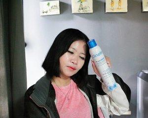 @Clinelle PureSwiss Thermal Spring Water can #ProtectandRevive my skin from head and to toe! 💙 No paraben and no alcohol.  Bukan cuma air biasa lho inih, tapi PureSwiss Thermal Spring Water ini punya #25AmazingSpringPower. Iyap 25 manfaat untuk kulit! Apa aja tuh? Baca di postingan blog terbaruku ya. Link : http://bit.ly/Review-Clinelle  #Clozetteid #skincare #ClinelleXClozetteIdReview #Clozetteidreview #ThisisNotJustanOrdinaryWater #ClinelleIndonesia