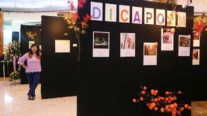 Dicapoem~ Exhibition...#KFest2019IDJohayo #KFestival2019ID #Kpassport2019 #kfestival2019 #luseechinstoryofkorea #sahabatkorea #koreanet #Korea #exhibition #art #예술제 #lifestyle #blogger #instablogger #fashion #ootd #clozetteid #soconetwork