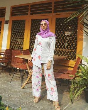 -UNGU ? Why not ? 😛-#clozetters #clozetteid #mbokndoro #mblocspace #mblocspacejakarta