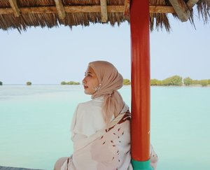 -Stay cool and chill 🌴-#pulaupari #pulauparitrip #pariisland #summervibes #vitaminsea #clozetters #clozetteid