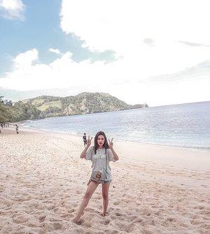 Collect moments #beachview #vacationvibes #amazingview #wonderfulindonesia #clozetteid