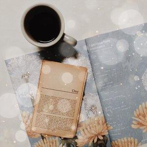 I am now here...I'm the missing chapter of your book...Credit: majalah nan aesthetic dikirimin @dvn_nnsy...#clozetteid #bloggerperempuan #listenindadailyjournal #lifestyleblogger #bookphotography #bookish #bookstagram #booktography #nature #aesthetic #photography #bloggerperempuan #flowers #bookworm #instareads #bibliophile #bookstagrammer #bibliophile