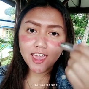 NO MAKEUP MAKEUP LOOK ALA AKUUHH.. 😝😝 Makeup deets : @laneigeid bb cushion pore control no 23 @essau.beaute eyebrow pencil @marckscosmeticind bedak tabur rose @maybelline powder matte lipstick lupa shade berapa wkwkwk . . . . . . . . . #clozetteid #khansamanda #lemoninfluencer #beautybloggerindonesia #beautyblogger #jakartabeautyblogger #makeupartist #makeuptutorial #tampilcantik #ragam_kecantikan #makeupglowing #rahasiacantik #indobeautygram #beautytips #dailymakeup #makeupsimple #indobeautyvlogger#makeupcharacter #ivgbeauty#beautybloggerindia #india#dandancantik#zonabollywood #bollywood #bollywoodlovers #lipsyncwithhanum @cantiknaturalaja@cantikjelita.id@cantiknatural.indo @zonacantikwanita@ragam_kecantikan@ragam_cantik @inspirasi_cantikmu@indobeautygram@indobeautysquad @tipsmakeup_id@elpeach_beauty@bunnyneedsmakeup @idetampilcantik@tampilcantik