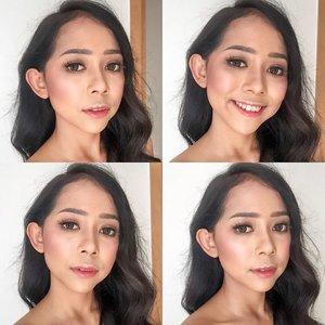 Mau tau dong, apa hal yang ngebuat kalian inget sama Christy? 🤔  So in love with my natural-makeup-look and hair do by @elook.makeup 🥰🌸 entah kenapa ngerasa lebih cocok makeup natural daripada bold. Kalau bold, berasa 'that's not me' 😂  #naturalmakeup #makeupoftheday #ivgbeauty #maybellineindonesia #clozetteid #makeupinspiration