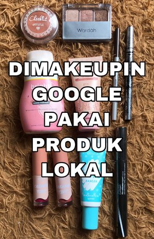 Follow @christyrsm to watch more tutorials like this. 🥰⁣⁣Heyo Beauties! Kali ini aku berkolaborasi dengan Google Translate di video Peachy Makeup Look ini wkwk. Semoga kalian terhibur! 🙂⁣⁣Product details.⁣@eminacosmetics Pore Ranger⁣Emina CC Cream Natural⁣Emina Loose Powder Brightstuff⁣@wardahbeauty Eyebrow Matic Brown⁣Wardah Eyeshadow Classic⁣Wardah Eyeliner⁣Wardah Mascara Eyexpert⁣@eminacosmeticsjakarta Creamy Tint Sunbeam & Cherrysoda⁣⁣Inspired by: @blackxugar terimakasih sudah membuat video sereceh itu di YouTube :')❤️⁣⁣#eminacreamytint #ivgbeauty #indovidgram @tampilcantik @ragam_kecantikan #tampilcantik #indobeautygram #clozetteid #cchannelbeautyid @indovidgram #googletranslate #wakeupandmakeup #wardahbeauty #makeupremaja #makeupnatural #eminacosmetics #memeindonesia