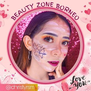 "Heyo Beauties! Happy Valentine's day. Kalian pada kemana malam ini? 💖🤔 This is my collaboration with @beautyzoneborneo community!Tema hari ini adalah ""Valentine Makeup"" dan aku bersama 30 teman yang lainnya ikut berpartisipasi berbagi cinta bersama BZB! •Frame 11. @haiakuibeth2. @mommynyaqueen3. @olivwijayaa4. @noviantyeffendi.Frame 25. @fitramuthia6. @ikaka1537. @fukaari_rin8. @ichaa4_.Frame 39. @wildamoi10. @rainitaetmayana11. @aprilyantari12. @enyadinda.Frame 413. @mrsjunita14. @chilmaisnanda15. @ainunxam16. @mefifu.Frame 517. @lorrainebertha18. @qaa_rika19. @lusianaachia20. @hazlina_hz.Frame 621. @suchirm_22. @winniedepuuh23. @azaleabae24. @larasgee_.Frame 725. @nyonyasusan26. @anaandarizq27. @christyrsm28. @bunnymakeups.Frame 829. @nelaclara30. @farfarmp31. @motmotmakeup.•#BeautyZoneBorneo#clozetteid #valentineday2019 #valentinemakeup #ivgbeauty #tampilcantik"