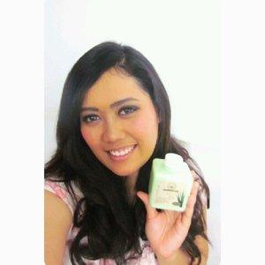 Start the day with aloe vera body lotion from beaute recipe. What a great feeling! Thank you @copiabeauty.. ❤❤ #selfie #selca #copiaid #ClozetteID #makeup #tagsforlikes #likeforlike #like4like