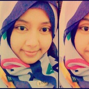 Jilbab baruuu from nim-ex #ilmania sejati. Thanks love. #clozetteid #clozzette #oot #tag4like #tagforlike #hijab