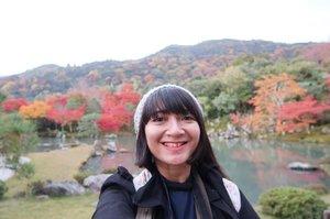 Udah 2017 tapi pikiran masih mengawang-awang ke Jepang. Semoga di tahun ini bisa mengexplore lebih banyak tempat-tempat baru. ❤ . . . #travel #traveling #travelgram #instatravel #travelphoto #cKtrip #chikastufftrip #latepost #cKjapantrip #japantrip #japan #tenryujitemple #tenryujigarden #tenryuji #kyoto #selfie #clozetteID