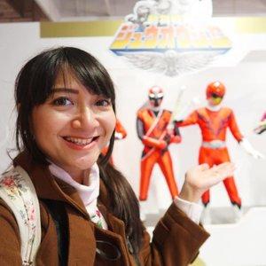 Ini nih Super Sentai alias Power Rangers dari masa ke masa. Bisa ditemukan di Toei Studio Park di Kyoto....#travel #traveling #travelgram #instatravel #travelphoto #cKtrip #chikastufftrip #selfie #supersentai #powerrangers #toeimuseum #toeistudiopark #clozetteID
