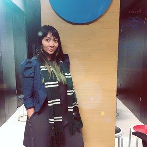 Anak Slytherin 🐍 . . . #fashion #dailyfashion #slytherin #harrypotter #clozetteID #instafashion #fashionista