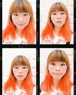My most favorite hair color but faded the fastest 🍊😭😭 #japobshairjourney...#clozetteid #hairstyle #haircolor #styleinspo #orangehair #grunge #grungeaesthetic #kawaii #ggrep #bloggerperempuan #fashionblogger #beautybloggerindonesia #lifestyleblogger #darlingdaily #머리스타일 #패션스타그램 #스타일 #뷰티스타그램 #コスメ #pravanavivids #pravana