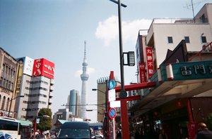 Still in #tokyo #disposablecamera 💖 Planning a new Japan post 🙏 . . . #clozetteid #japan #japanloverme #ggrep #travelbloggers #travelblog #35mm #filmisnotdead #asakusa #tokyoskytree #japantravel #BigDreamerInJapan
