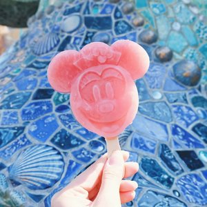 Must-try when you visit Tokyo Disney Sea 💖...#clozetteid #tokyodisneysea #japanloverme #ggrep #BigDreamerInJapan