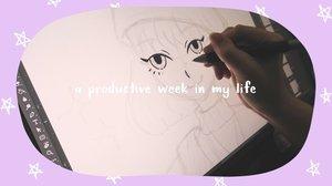 New vlog guys 🥰💖 Link in bio to watch! #japobstv...#clozetteid #adayinmylife #productiveweek #vlogindonesia #aestheticvlog