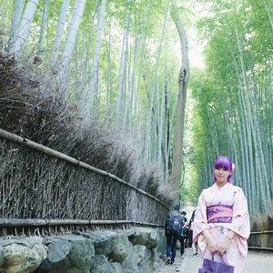 Blog updated: my 14 days Japan itinerary 💃🌸🌼 Click link in bio to read 😘 . . . #clozetteid #arashiyama #kyoto #japanguide #japanloverme #kimono #ggrep #japan #japantravel #japantravelogue #BigDreamerInJapan #travelbloggers #fashionbloggers #fbloggers #bbloggers #旅行 #京都 #今日の服 #여행스타그램 #일본 #일본여행 #패션 #패션스타그램