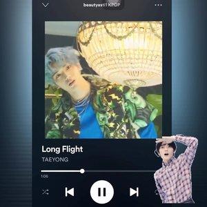 Ini adalah satu lagu yang ada di playlist Spotify Premium aku, ga pake iklan, ga pake nunggu, jadiin premium aja 😉..🎵 Lee Taeyong : Long Flight ...#leetaeyong #longflight #taeyong #nct #nct127 #ncttaeyong #clozetteid #rapper #spotify #viralaccess