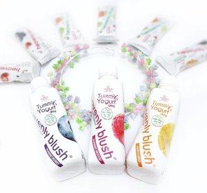 Heavenly Blush Tummy Yogurt Drink memiliki kandungan buah dan sayur dalam 1 botol dengan beberapa varian rasa, yaitu: Raspberry Broccoli, BlueBerry RedBeet, dan Mango Carrot.. . Selain rendah lemak dan memiliki kandungan serat tinggi, rasa dari ketiga yogurt drink ini juga #asamnyapas , sehingga selain dapat memperlancar pencernaan, aman pula untuk dikonsumsi setiap pagi hari.. 😊 . . . . . #cheersfortummy #CheersYogurt #yogurtarian #NationalYogurtDay2017 #MeisUniqueBlog #blogger #clozetteID #clozettedaily #KBJxHeavenlyBlush #diet #yogurtdrink #review #instaflatlay #prettyflatlay #KawaiibeautyJapan #KBJ #flatlays #flatlaystyle #flatlayforever #ibb #lifestyle
