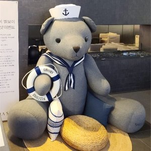 테디베어 🧸•••••#teddybear #sailor #bear #sailorbear #potd #indonesian_blogger #indonesiancurvyblogger #clozetteid #inspiration #instalike #instagood #fashion #blogger #fashionblogger #fblogger #fashiondiary #instafashion #beauty #beautyblogger #bblogger #beautiesID #beautybloggerID #indonesianblogger #instabeauty #aiachandailyjournal #shillastay #shillahotel