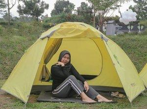 camp ala-ala = pindah tidur doang 😂#clozetteid