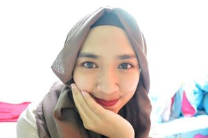 Happy fasting💁🏻 #RamadhanFreshFace #ClozetteID #COTW