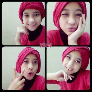 #ClozetteID #GoDiscover #TheTouchOfRed #hijabchallenge
