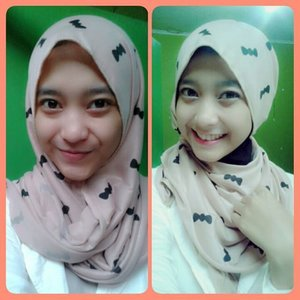 Before after#ClozetteID #GoDiscover #SILKYGIRL #BeforeAndAfterMakeup #makeup #hijabchallenge #hijabstyle