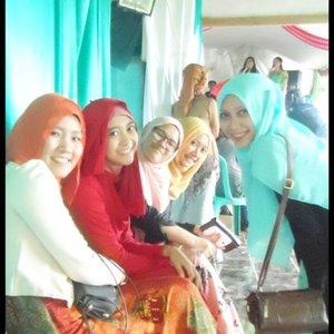 Gordes sahabatku selamanya ({}) #ClozetteID #GoDiscover #foreverFriendship #hijabchallenge