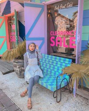 Let it go! #clozetteid #baliplaces #hijabfashion #ootdhijab #balivibes