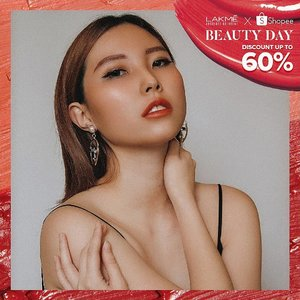 📷 @samseiteHi, Lakme Loversss!!! Dapetin promo 60% off untuk produk Lakme di Lakme Beauty Day di Shopee. Kamu juga bisa menangin Apple Watch & Michael Kors bags dengan cara belanja sebanyak-banyaknya di official Lakme Store di Shopee sampai dengan 26 Oct '18 (limited for 50 Top Spender) May your day be flawless as your make up 💋 #lakmemakeup #stylingtrendsetters#ShopeeSuperBrandDay #ShopeeID......#beauty #beautiful #fashion #style #love #instagood #photooftheday #like #girl #pretty #model #styles #follow #cute #photography #outfit #nature #swag #instafashion #me #photo #stylish #fashionista #clozetteid