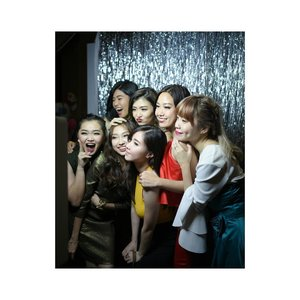 Girls just wanna have fun Candid by @samseite while took wefie at @ClozetteID Diversi3 party's photobooth. See you Babes on another events
