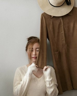 Early morning, big shirts, messy hair bun, I'm multi-slcaking today 😪 Taken by @samseite using #NikonJ5 #18.5mm