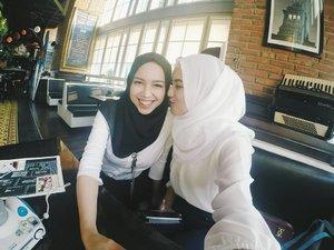sister to jannah<3 #ClozetteID #GoDiscover #ForeverFriendship