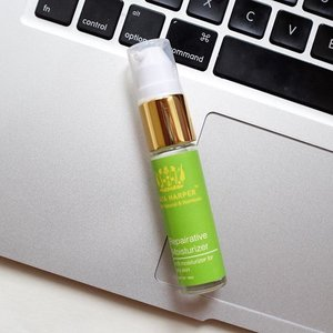 Applying the last layer of my morning skincare routine which I've started applying since this morning in between finishing reports. With this, I can now sit back and relax and say goodbye to writing reports.  Until next time!  #skincare #skincareblogger #bblogger #bbloggers #beautyblogger #beautybloggers #beautycommunity #fdbeauty #clozetteid #TataHarper #greenbeauty #naturalskincare #organicskincare