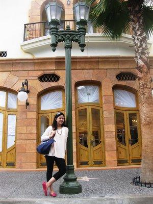 @ Universal Studio Singapore