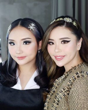 Thematic Makeup for @carmensamantha @laeticialaurent  Makeup by @shelleymuc @shelleyssebastian HairDo by @stylist85 Styling by @hiiratchet Wardrobe @hermansaharagown @dianamputri  #ArtisanPro4ANS #addDIFFERENTcolors  #makeup #beauty #shelleymuc #surabaya #makeupartist #mua #shelleymakeupcreation #beforeafter #clozetteID #makeover #muasurabaya #muaindonesia #hairdo #soft #softmakeup #beautifulgirl  #makeupartistsurabaya #surabayamakeupartist #correctivemakeup #monolid #monolidmakeup