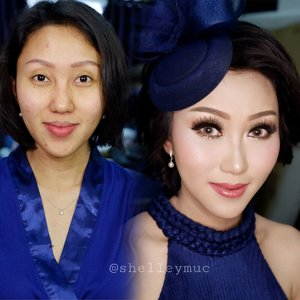 Makeup for @viviadeliana  Makeup by @shelleymuc @shelleyssebastian HairDo by @hairdoo.qom Lashes @flaire.official  #makeup #beauty #shelleymuc #surabaya #makeupartist #mua #shelleymakeupcreation #beforeafter #clozetteID #makeover #muasurabaya #muaindonesia #hairdo #soft #softmakeup #beautifulgirl  #makeupartistsurabaya #surabayamakeupartist #correctivemakeup #monolid #monolidmakeup