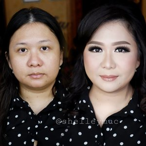 Makeup for @nieminciao family photoshoot  Makeup by @shelleymuc @shelleyssebastian HairDo by @co2m_beautystylish Ringlight @cathiestuff.id Eyelash @flaire.official  #makeup #beauty #shelleymuc #surabaya #makeupartist #mua #shelleymakeupcreation #beforeafter #clozetteID #makeover #muasurabaya #muaindonesia #hairdo #soft #softmakeup #beautifulgirl #softsmokey #glammakeup #glamourmakeup #makeupartistsurabaya #surabayamakeupartist #correctivemakeup #astagacathie #bridalmakeup #weddingmakeup
